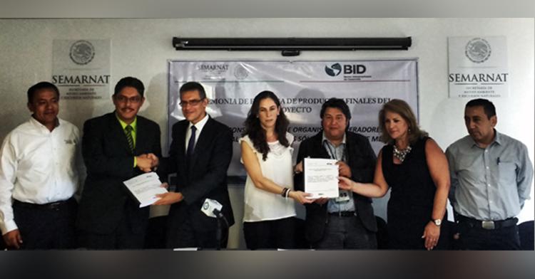 Conformación de organismos operadores para la gestión integral de los residuos sólidos urbanos en Guanajuato.