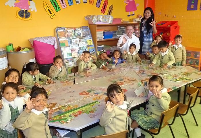 Escuelas al CIEN se fortalece con la visión del nuevo Modelo Educativo: Gutiérrez de la Garza