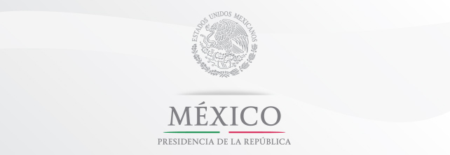 Mensaje del Presidente de los Estados Unidos Mexicanos, licenciado Enrique Peña Nieto, con motivo del inicio del año 2015