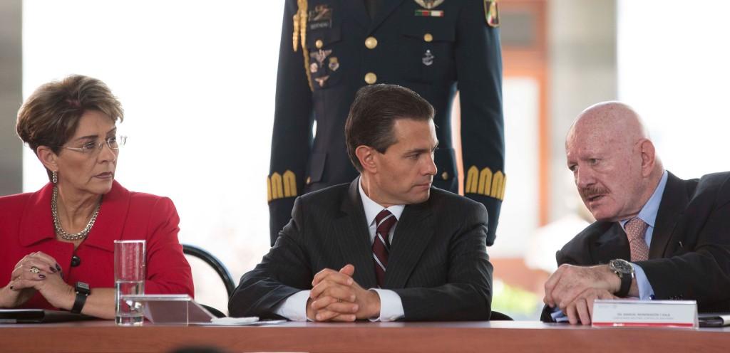 Llama el Presidente Peña Nieto a las autoridades locales para hacer un frente común contra las adicciones