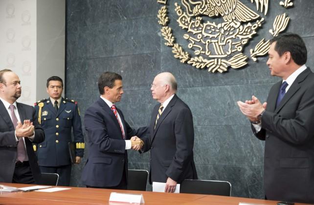 Refrenda el Presidente Peña Nieto el compromiso del Gobierno de la República de apoyar la educación superior en el país