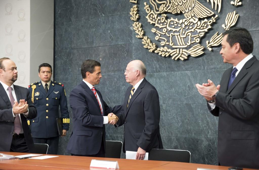 Diversas intervenciones durante el Diálogo sobre la Educación Superior en México