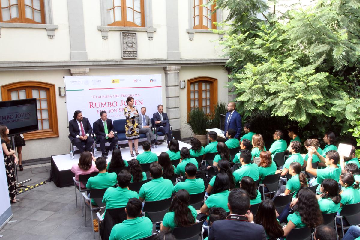 Apoya la SEDATU a jóvenes para estudiar Desarrollo Urbano en el extranjero