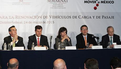 Presentación Programa de Renovación de Vehículos de Carga y Pasaje.