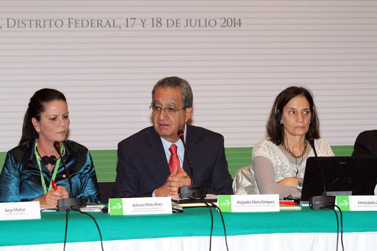 Subsecretario de Desarrollo Urbano y Vivienda de la Secretaría de Desarrollo Agrario, Territorial y Urbano (SEDATU), Alejandro Nieto Enríquez.