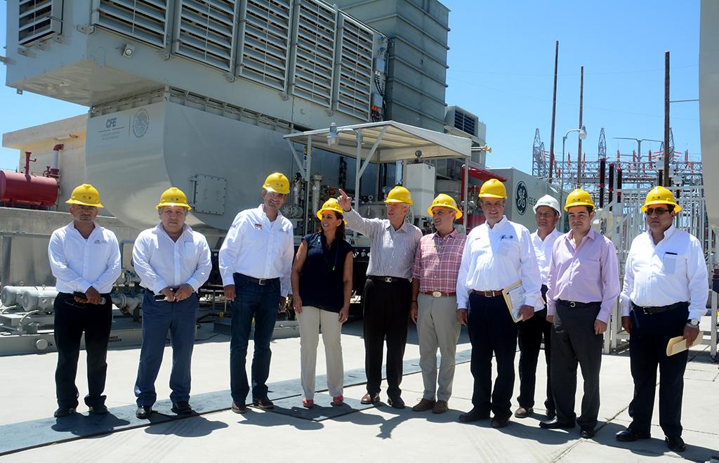 Supervisan SCT, SECTUR y CFE trabajos de infraestructura en Cabo San Lucas- San José del Cabo
