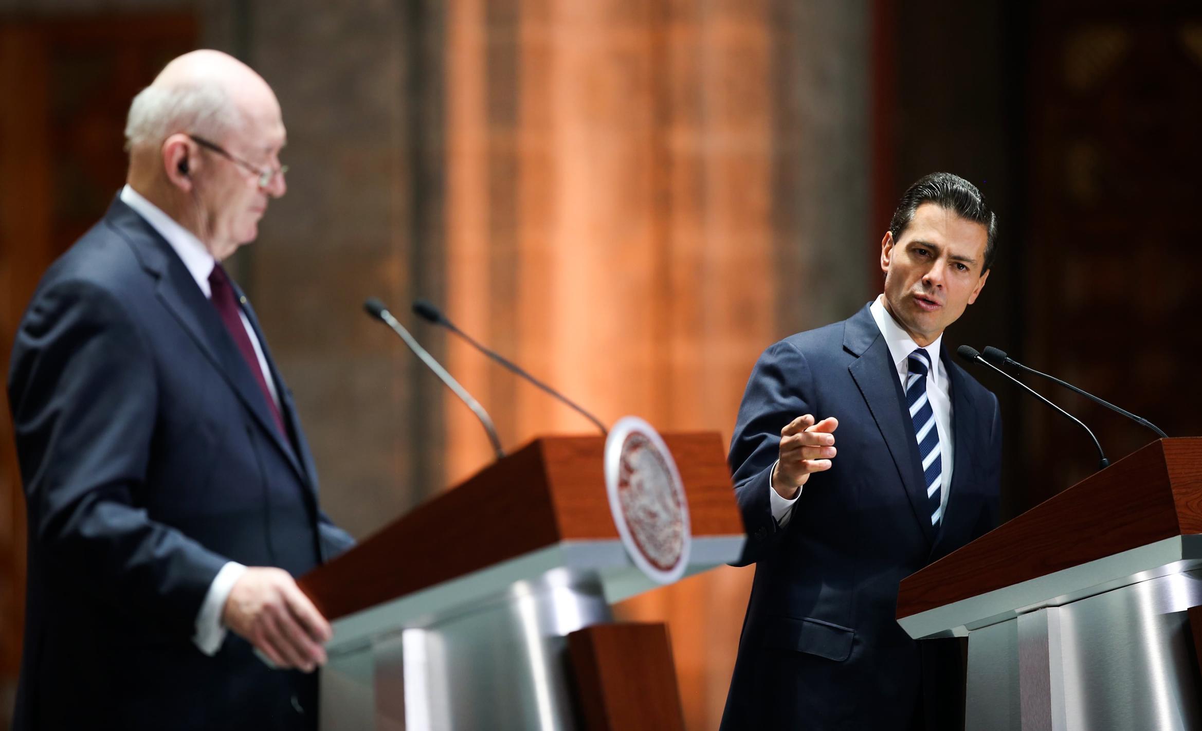 """""""Es México, para Australia, el país más importante y con el que tiene una mayor relación económica, comercial y de cooperación dentro de toda América Latina"""": EPN"""