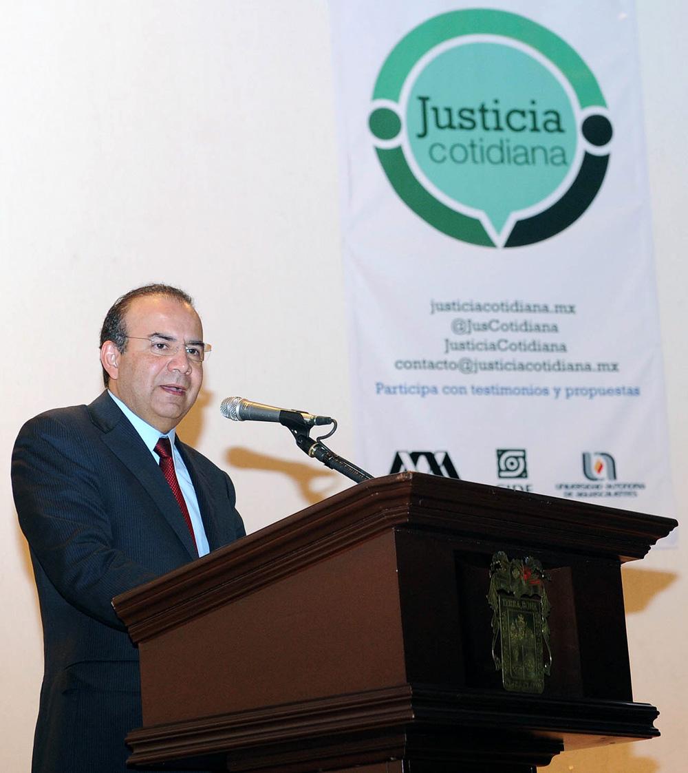 El Secretario del Trabajo y Previsión Social, Alfonso Navarrete Prida afirmó que México avanza hacia una justicia laboral cotidiana más sólida.