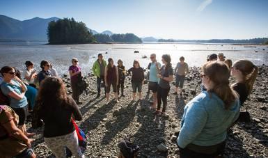 Nuestro país participó en la Reunión Trinacional de Expertos en Carbono Azul en Tofino, British Columbia, Canadá.