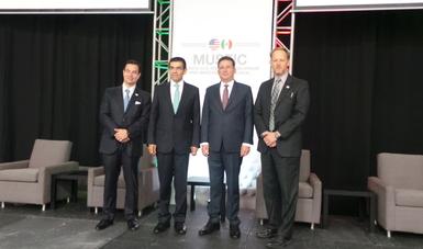 Concluye la Quinta Reunión del Consejo Mexicano-Estadounidense para el Emprendimiento y la Innovación