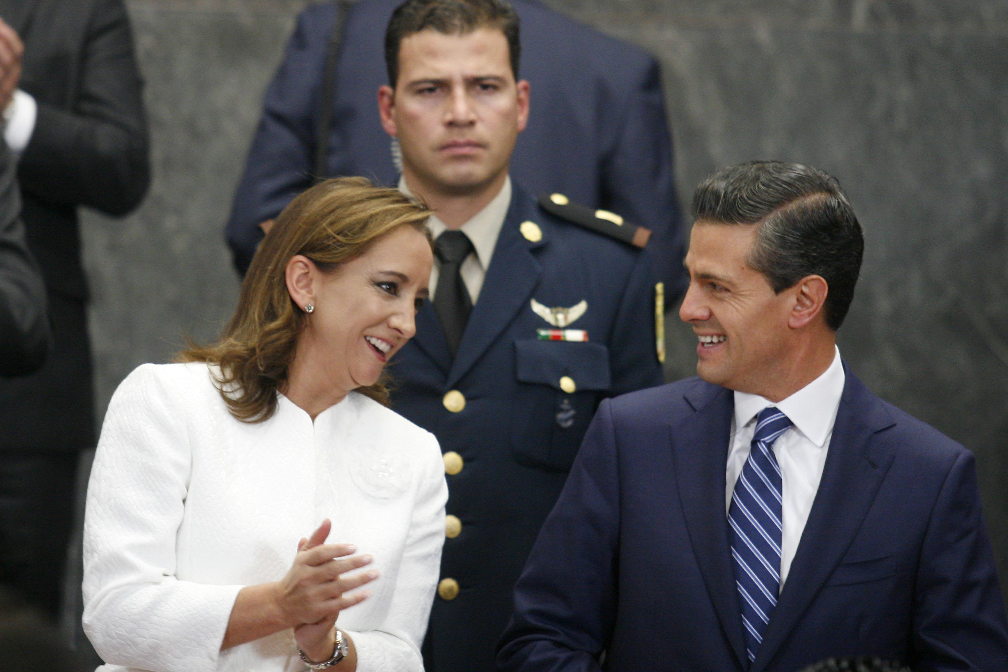 El Presidente Enrique Peña Nieto entregó hoy las 44 Agendas de Competitividad de Destinos Turísticos (ACDT) elaboradas por la Secretaría de Turismo del Gobierno de la República.