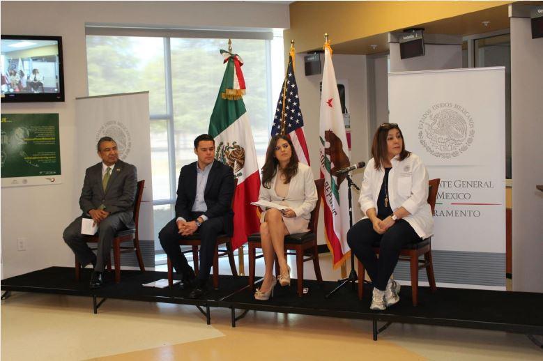 El Ime E Imjuve Fortalecen Programas Para Juventudes Mexicanas En Sacramento Instituto De Los