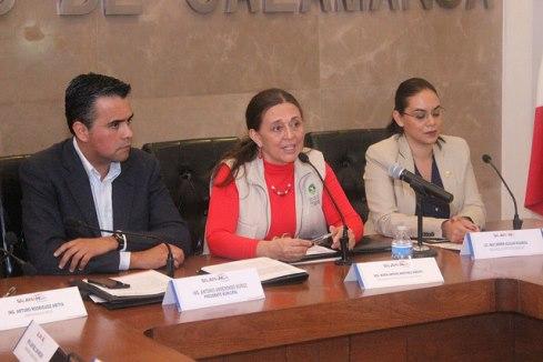 Se realiza diagnóstico de emisiones vehiculares en Salamanca.