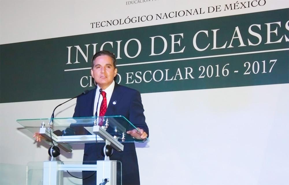 Los estudiantes de la institución son el pilar fundamental para tener un México próspero y de bienestar