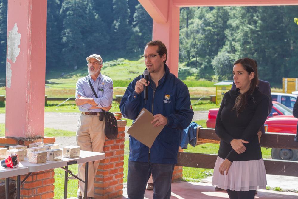 El lanzamiento se realiza en el marco del Día Internacional de los Parques Nacionales