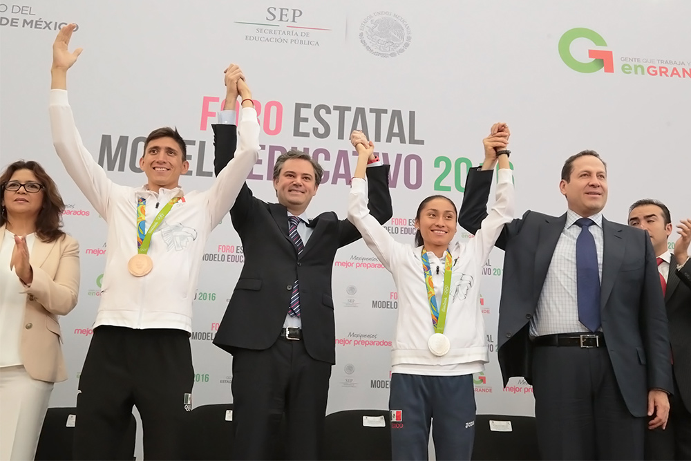 Nunca podrá el diálogo cancelar la Reforma Educativa, asegura Aurelio Nuño Mayer