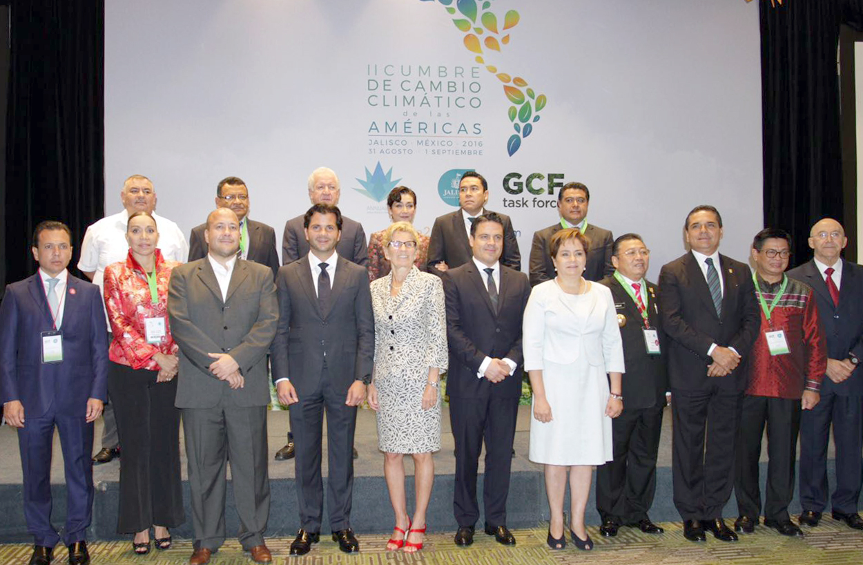 II Cumbre de Cambio Climático de las Américas, Jalisco, México.