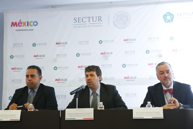 El 2° Foro Global de la Red del Conocimiento de la OMT fue presentado por el Director General de ICTUR, Ernesto Bartolucci.