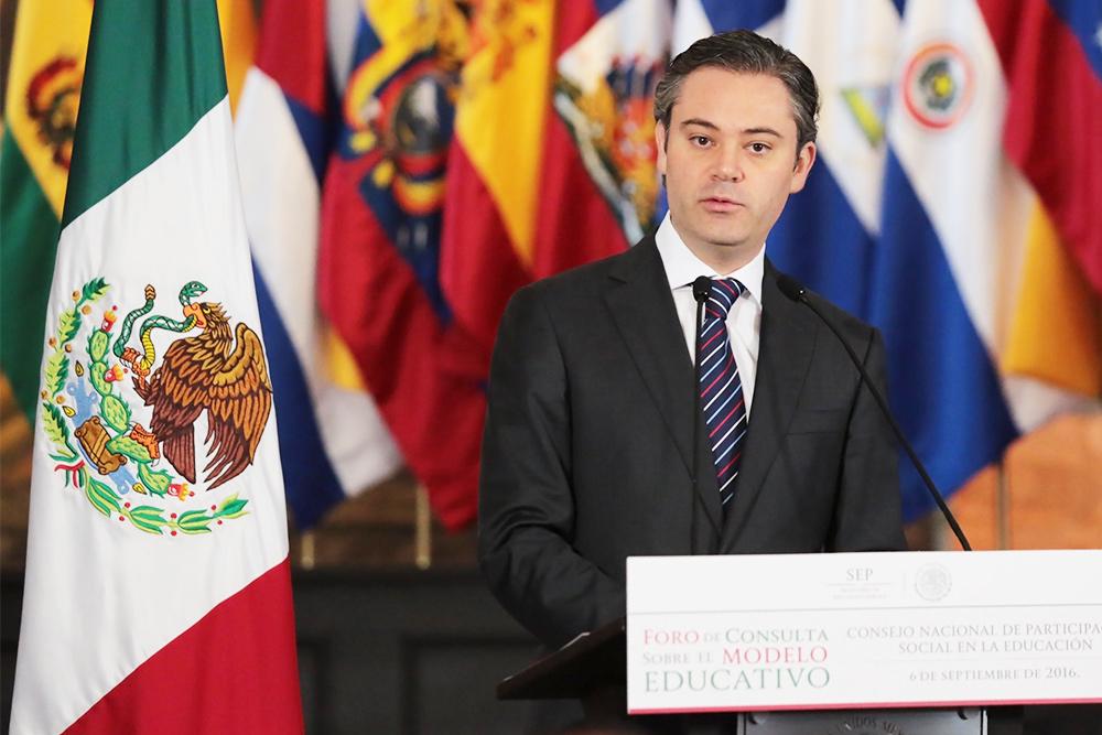 Ratifica apertura gubernamental al diálogo, pero no para abrogar ni cambiar la Reforma: ANM
