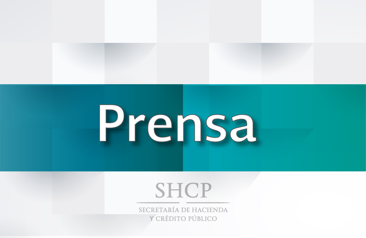 Comunicado de prensa 118 2016 secretar a de hacienda y for Oficina virtual ministerio de hacienda