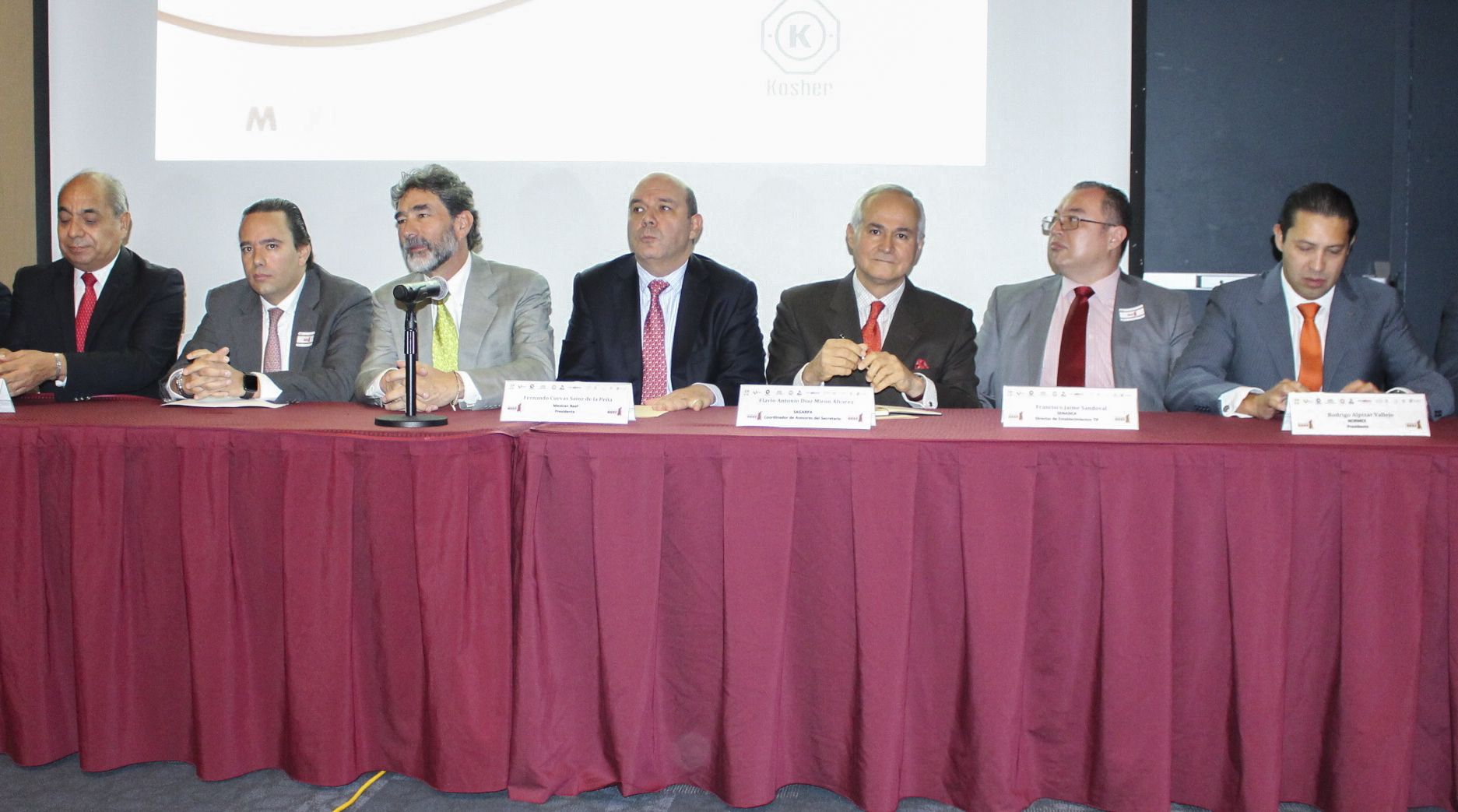 Brindará la SAGARPA apoyo institucional para que las exportaciones Halal puedan salir de México a países árabes.