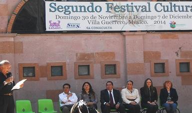 2° Festival Cultural Villa Guerrero