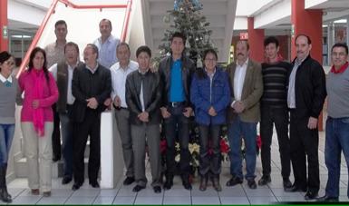 Grupo de Apoyo Técnico de Hortaliza