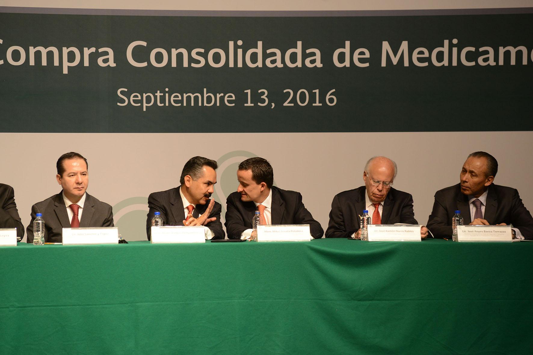 El Gobierno de México inicia licitaciones para la Compra Consolidada de Medicamentos por casi 50,000 millones de pesos
