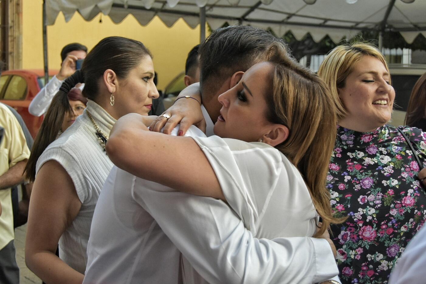 La Canciller Claudia Ruiz Massieu se reúne con familiares y sobrevivientes del grave incidente de Egipto
