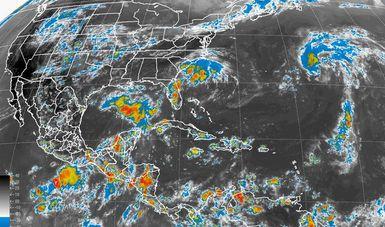 Para las próximas horas se pronostican tormentas intensas en Tabasco y Chiapas