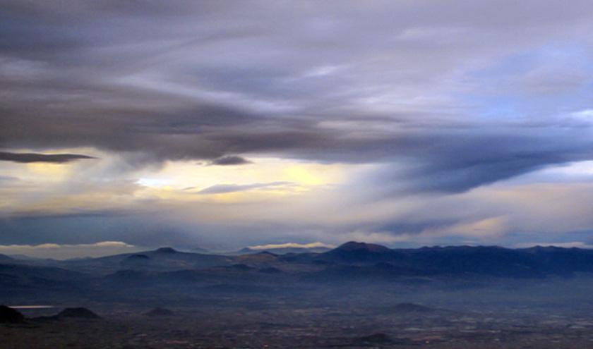 Día mundial de la preservación de la capa de ozono.