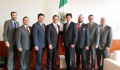 El Senador Kevin de León y delegación de legisladores destacan los fuertes vínculos de amistad entre México y California