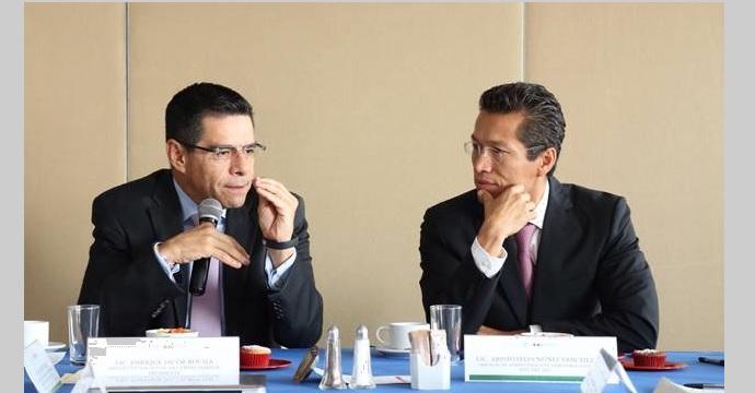 INADEM y SAT sostienen diálogo con integrantes del Ecosistema Emprendedor