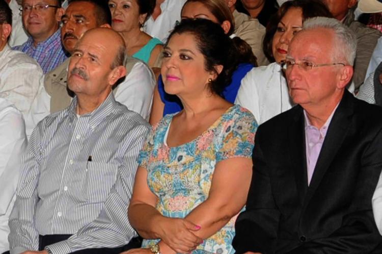El Director General del Consejo de Promoción Turística de México (CPTM), Rodolfo López Negrete, asistió a la inauguración de la Expo Feria Michoacán 2014.
