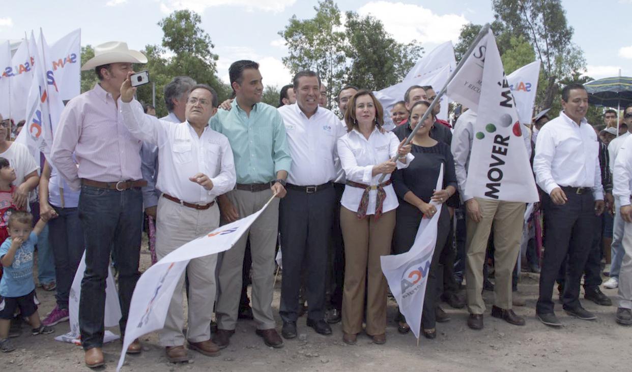 Traslado de residuos peligrosos de la empresa Tekchem en Guanajuato.