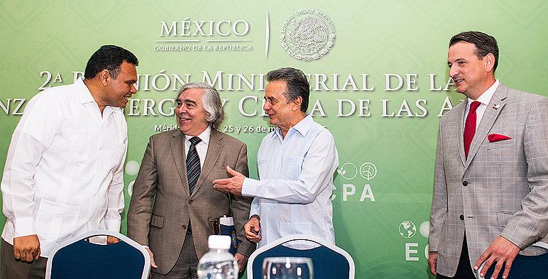 Segunda Reunión Ministerial de la Alianza de Energía y Clima de las Américas