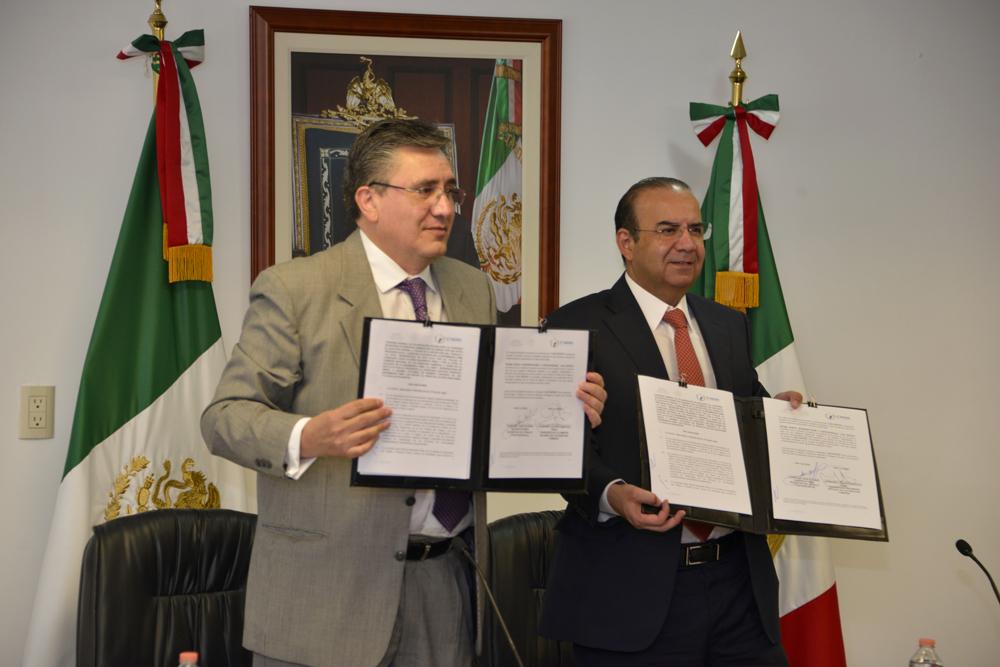 Firman STPS y CNDH Convenio por los Derechos Laborales ... - photo#41