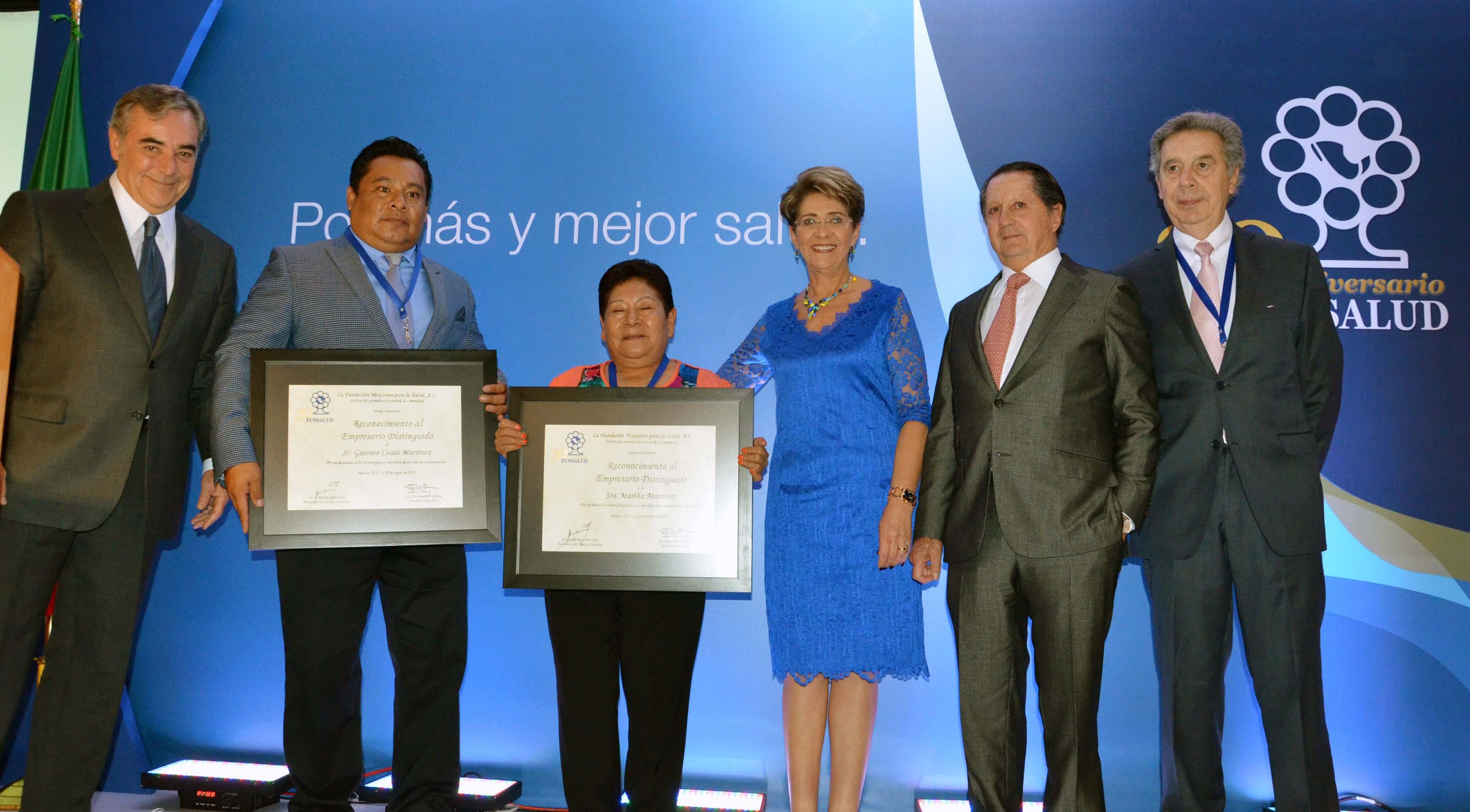 30 aniversario de la Fundación Mexicana para la Salud (FUNSALUD)