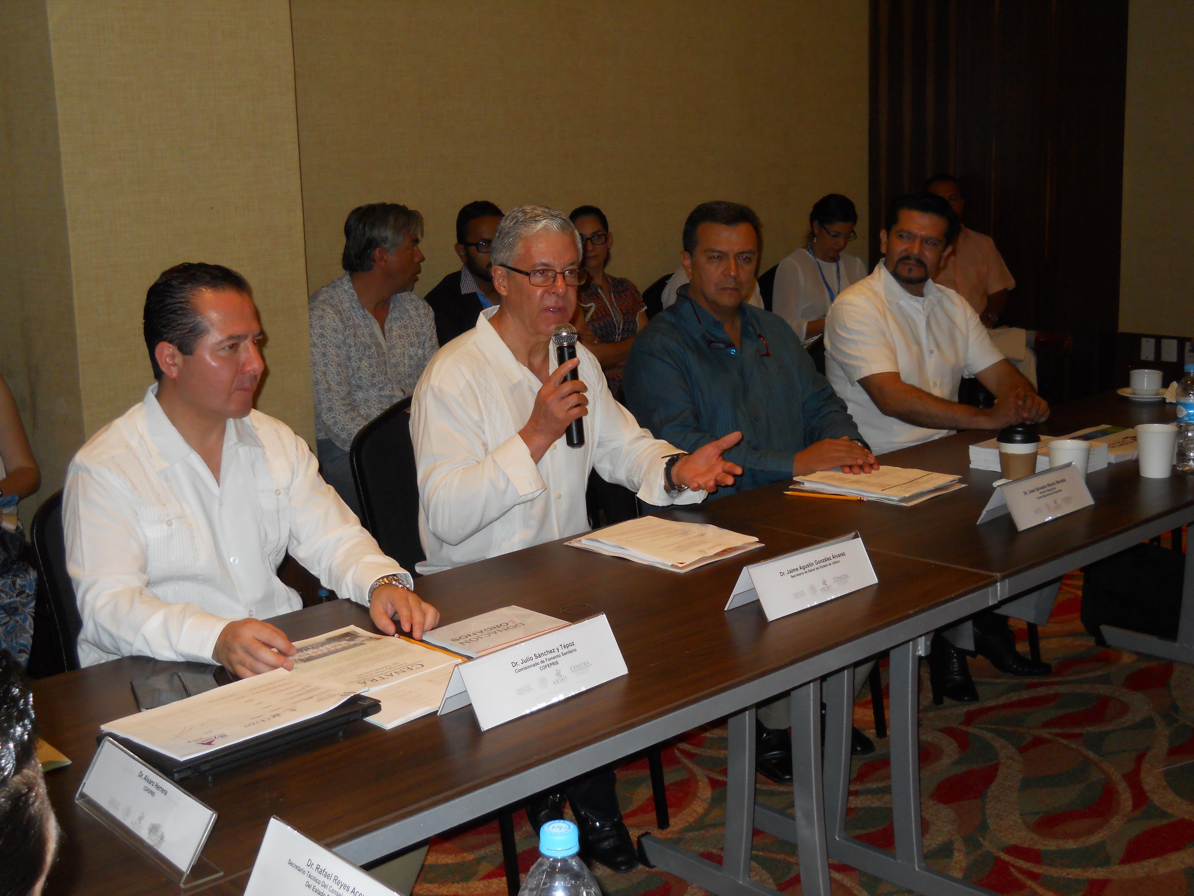 Primera Reunión Nacional 2015 de Centros de Trasplantes de Órganos y Tejidos