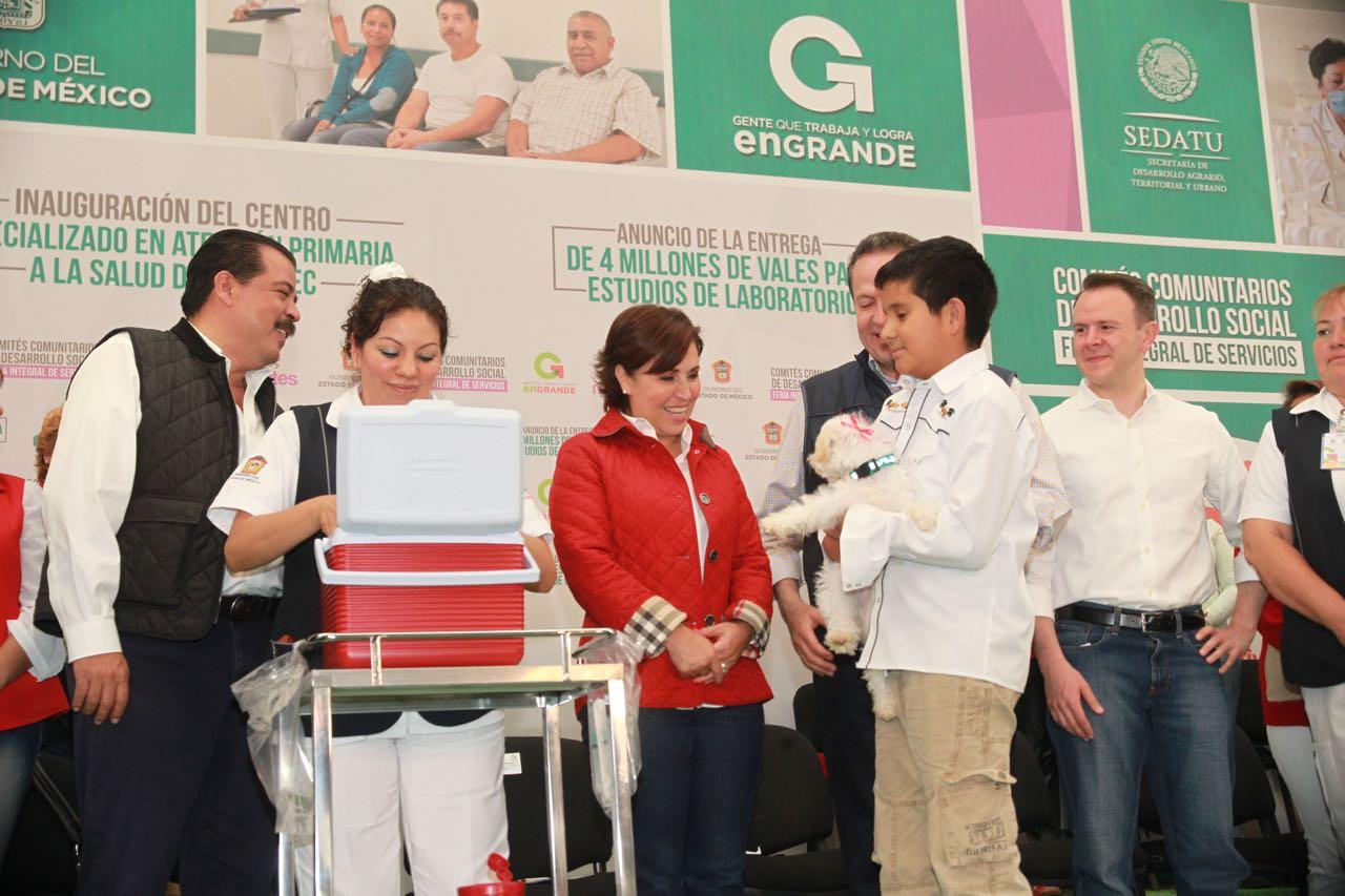 Garantiza la SEDATU certeza y seguridad jurídica de familias mexiquenses con documentos, títulos y certificados agrarios