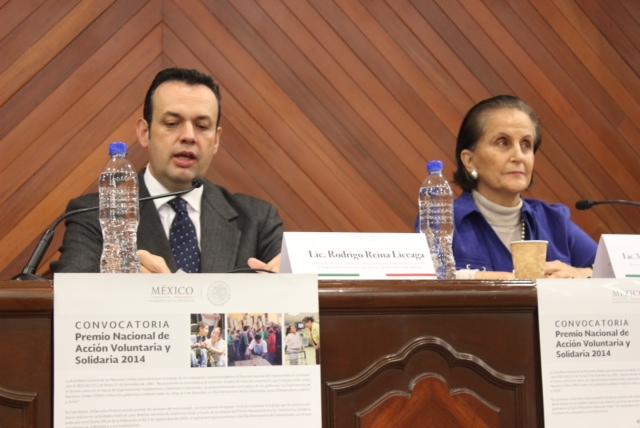 Premio Nacional de Acción Voluntaria y Solidaria