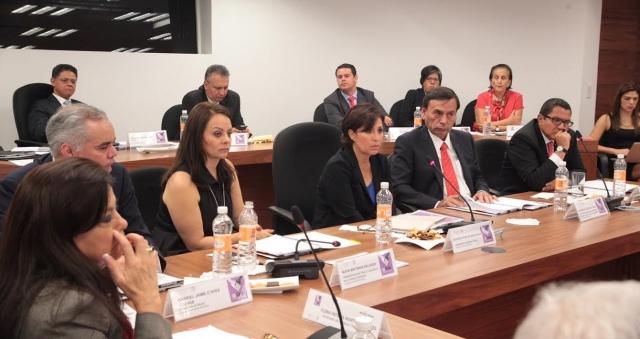 La titular de la Sedesol encabezó la sesión conjunta de las comisiones intersecretariales de Desarrollo Social y para la Instrumentación de la Cruzada Nacional contra el Hambre.