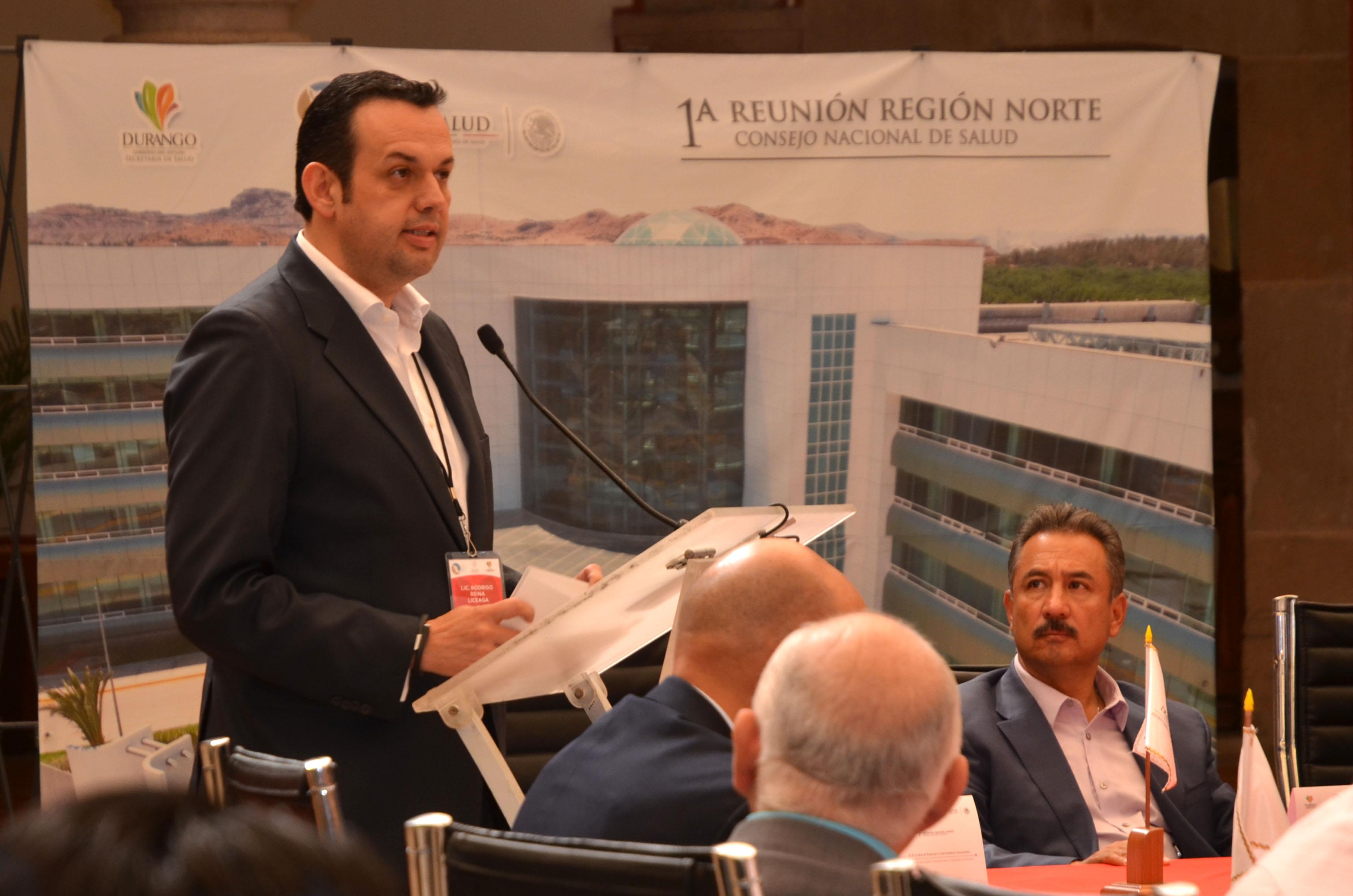 Primera Reunión de Secretarios de la Región Norte