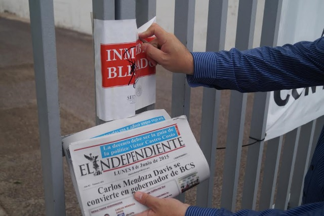 La Secretaría de Desarrollo Social informa que durante la jornada electoral se mantuvo el resguardo de vehículos e inmuebles.