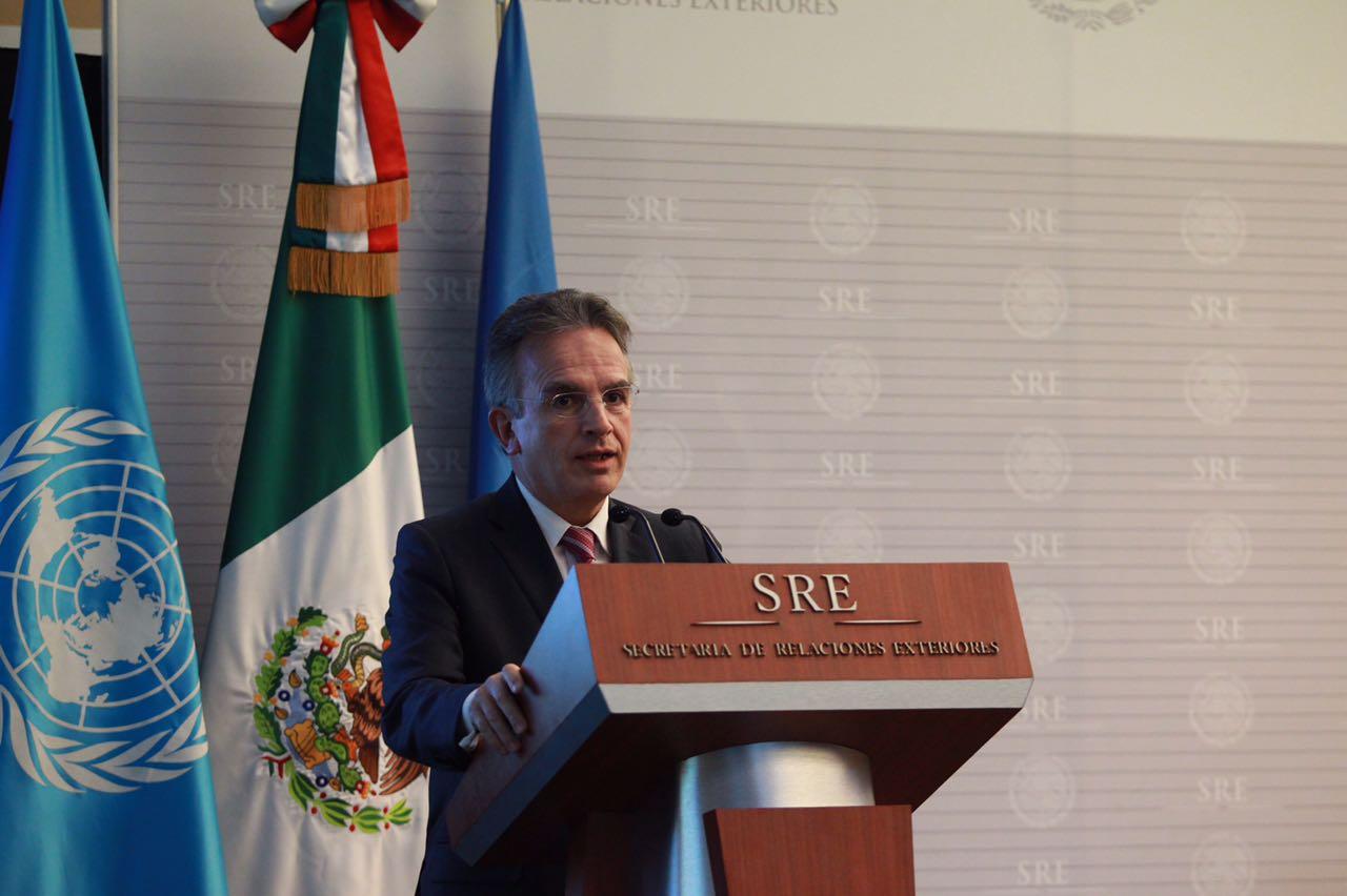 """Se celebró en México, en la Secretaría de Relaciones Exteriores, la presentación regional para América Latina y el Caribe del """"Informe de Desarrollo Rural 2016 del Fondo Internacional de Desarrollo Agrícola (FIDA)"""