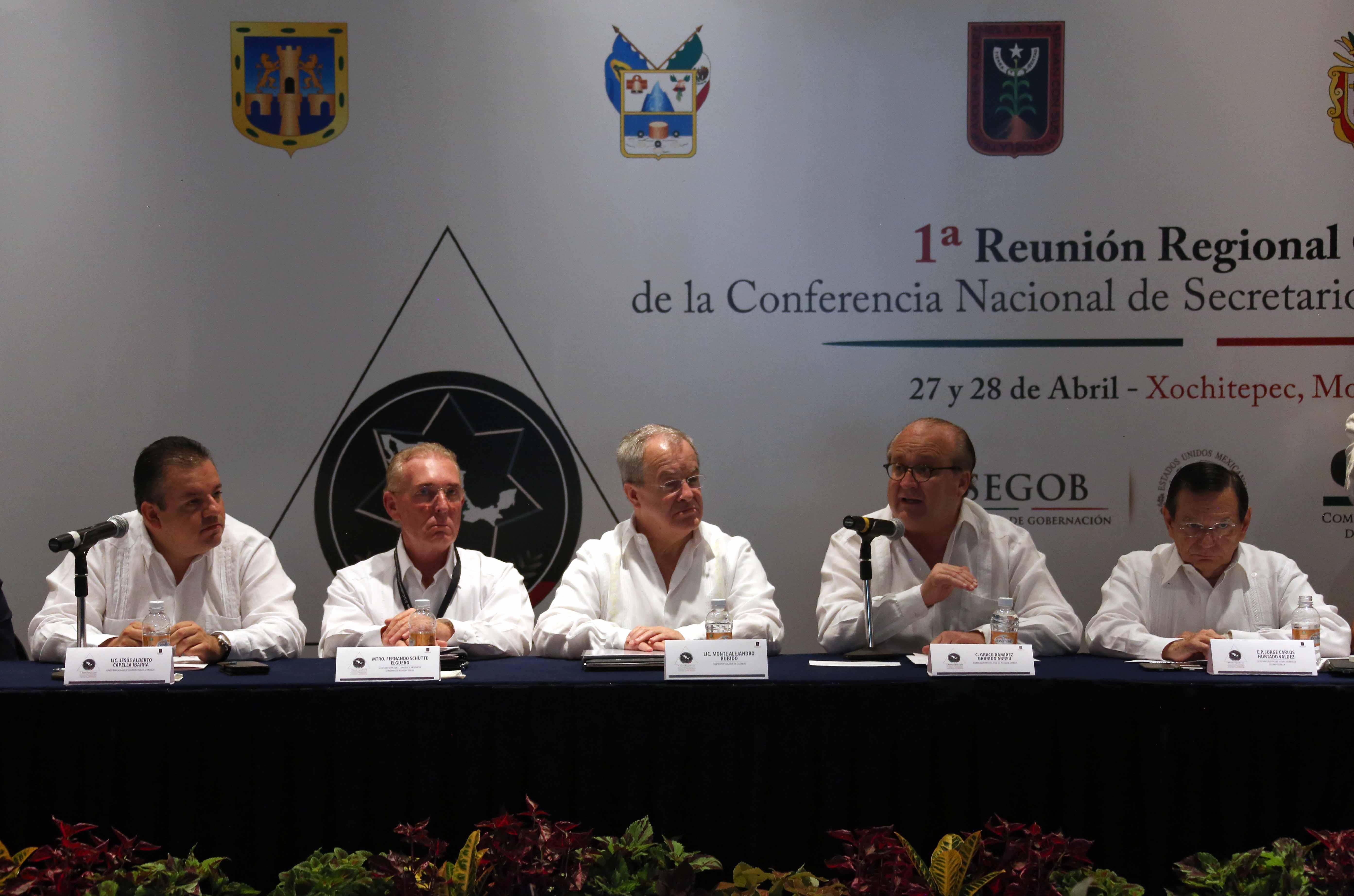 El Gobernador de Morelos, Licenciado Graco Ramírez Garrido Abreu, reconoció la importancia de la colaboración entre los tres órdenes de Gobierno