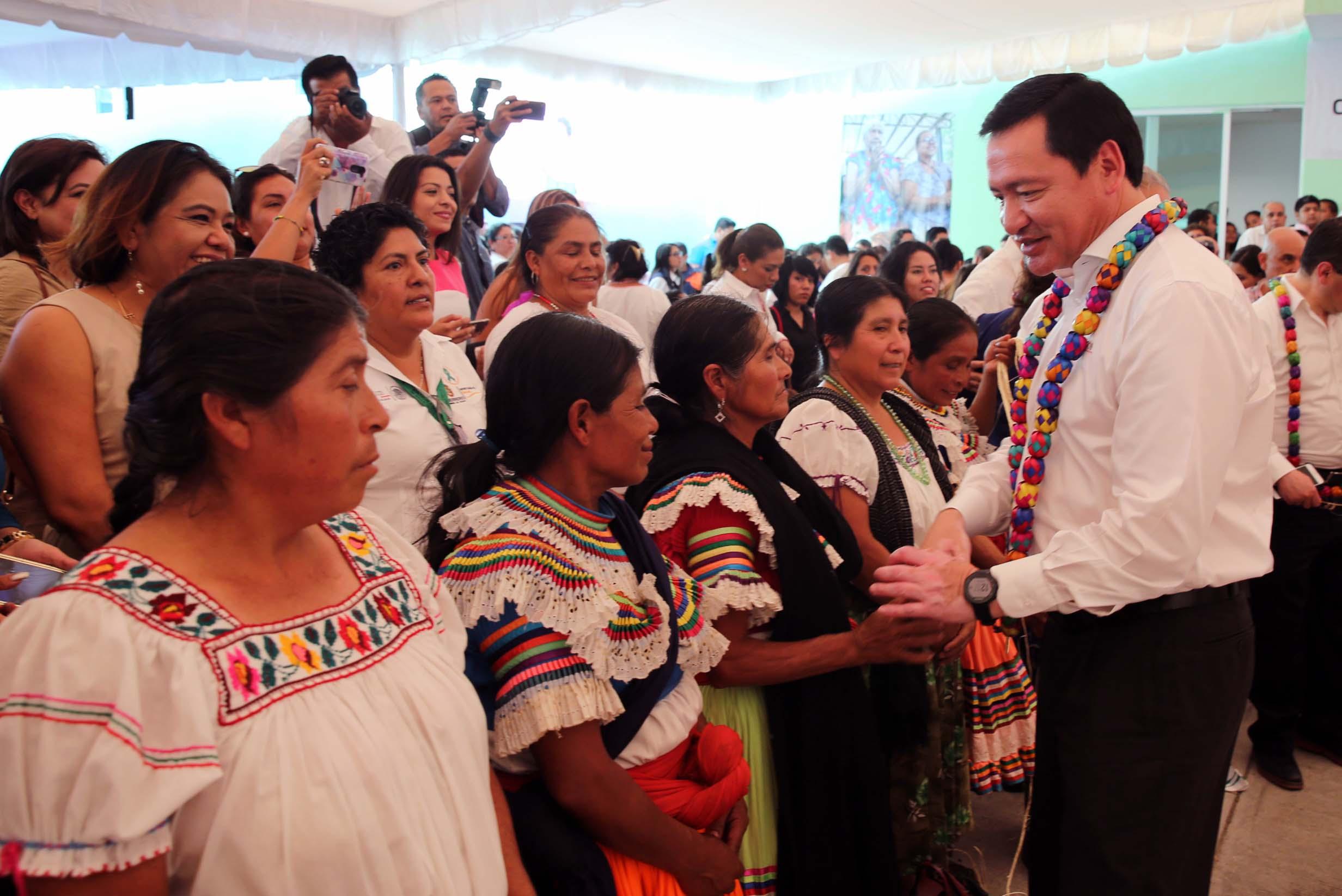 Inauguración del Centro de Justicia para las Mujeres del Estado de Guerrero