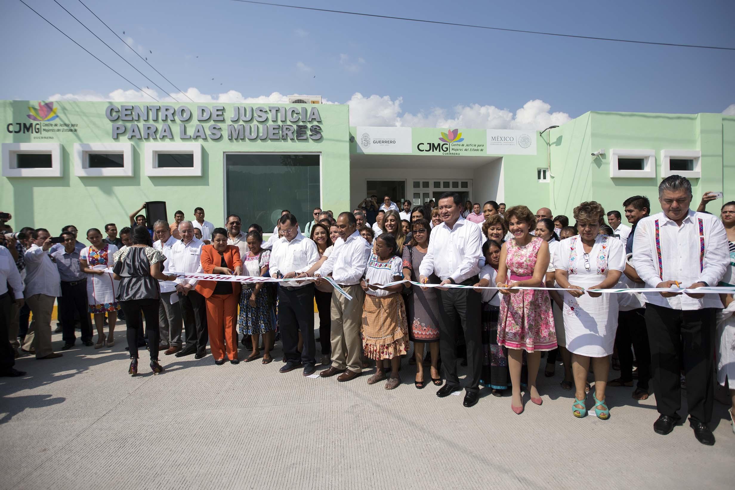 Centro de Justicia para las Mujeres del Estado de Guerrero