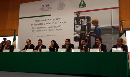 El Subsecretario del Trabajo del Gobierno Federal, Rafael Adrián Avante Juárez, resaltó que la seguridad y salud en el trabajo demanda un ejercicio decidido, permanente y sistemático.