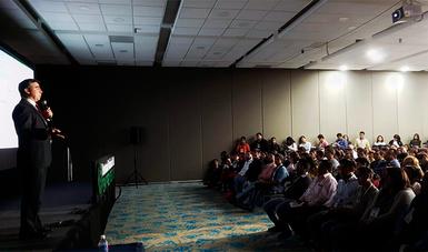 """COFEMER dicta conferencia """"Crea tu empresa sin barreras en el gobierno"""" en la Semana Nacional del Emprendedor"""